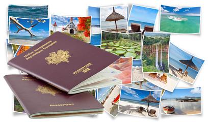 passeport pour des vacances de rêve à Maurice