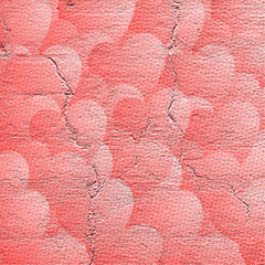 Love heart texture