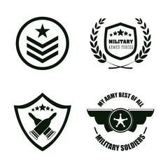 Army design.