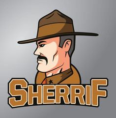 Mascot Sherrif