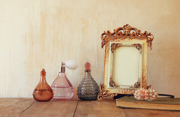image of victorian vintage antique classical frame