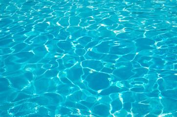 pool water
