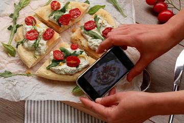 Italian Pizza - foodporn