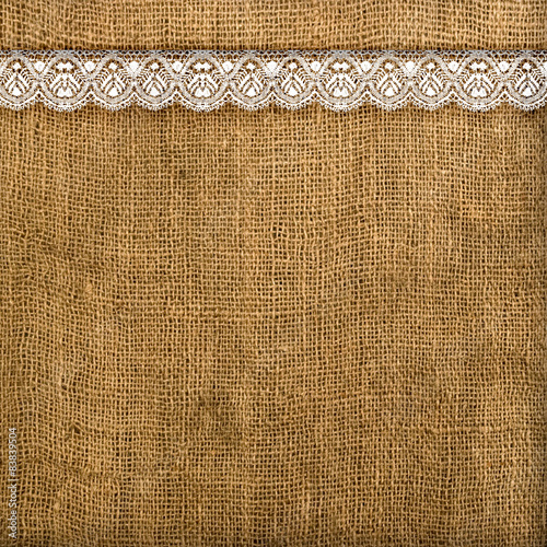Burlap Lace Background Stock Photo And Royalty Free Images On