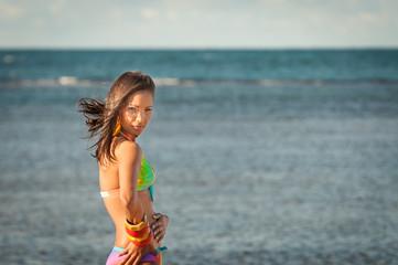Dominican Girl portrait
