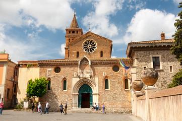 Tivoli Chiesa di Santa Maria Maggiore