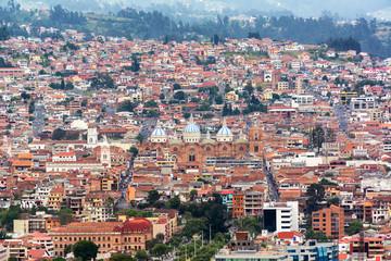 Cuenca Cityscape