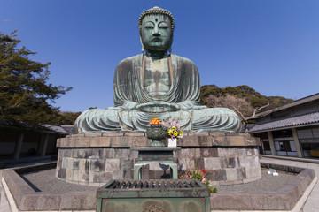 the big buda of kamakura