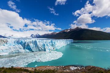 Poster Glaciers Glacier in Argentina