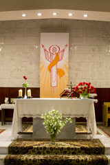 Iglesia misa