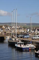 Hafen von Castletown