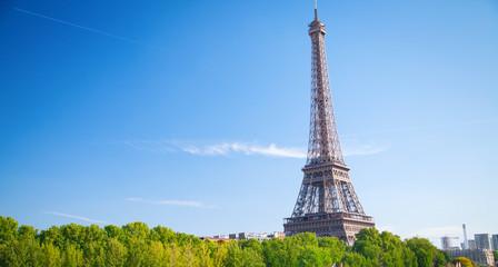 Fotobehang Parijs Eiffel Tower
