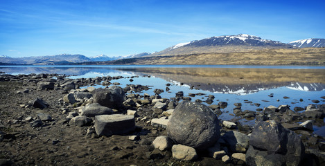 Mountain Reflections - Scottish Highlands