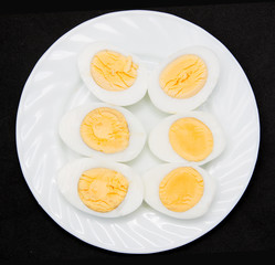 boiled egg in the context of