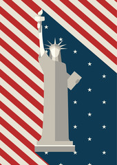 July 4 th, Independence Day, Statue of Liberty USA