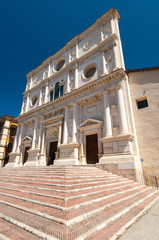 L' Aquila Basilica di San Bernardino