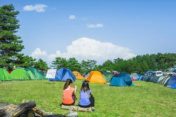 kamp alanı&kampçılık