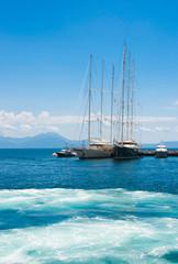 Segelschiffe/Mittelmeer