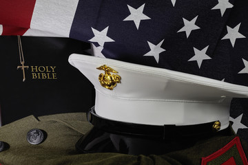 United States Marine Corps American Faith and Spirit