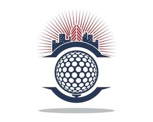 Golf Town Logo Vol. 2