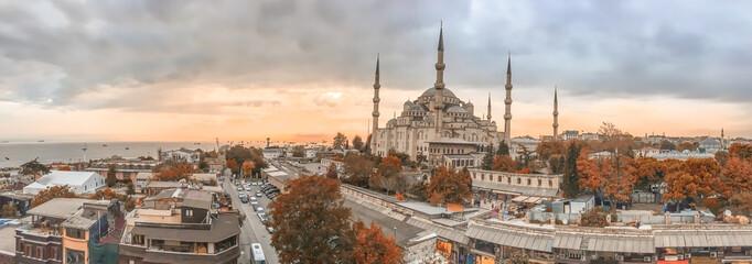 Istanbul - City panoramic skyline