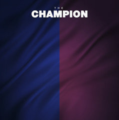 the champions football background