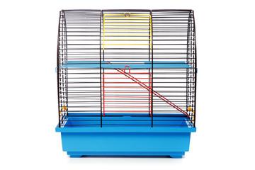 Fotoväggar - Pet rodent cage