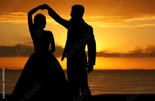 Fototapete Wedding