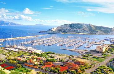 Port des Iles du Frioul