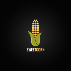 corn design background