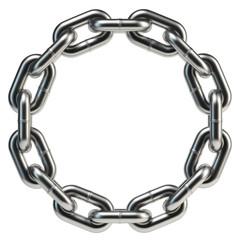 Circular chain ring