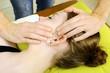 Osteopathie bei Kopf und Kiefergelenk