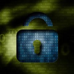 Schloss gibt Zugriff auf entschlüsselte Daten