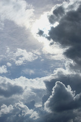 clouds before storm (b)