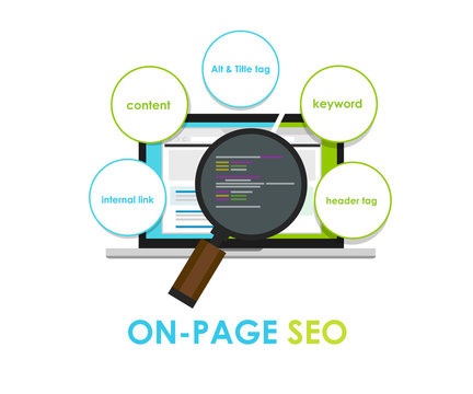 on page seo search engine optimization on-page