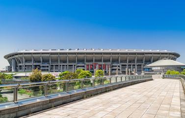 Fotobehang Stadion 横浜 横浜国際総合競技場
