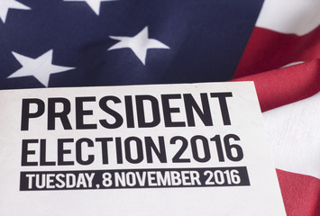Election Day 2016 Voter Registration