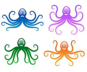 fun octopus set