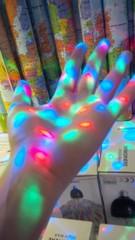 rainbow in my hand