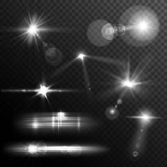 Lens Flares White