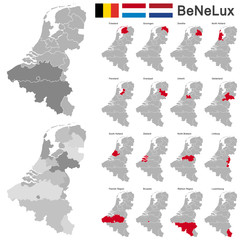 Belgium, the netherlands, luxembourg