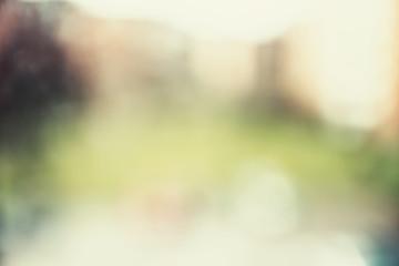 Blurry background Fototapete