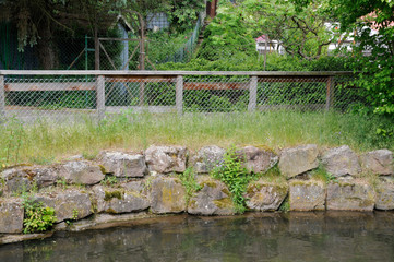 Uferbegrezung