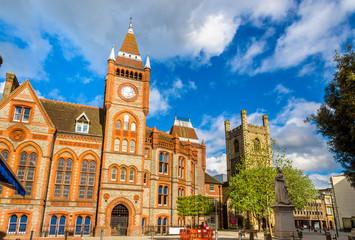 Town hall of Reading - England, United Kingdom