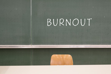 Burnout in der Schule