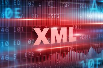 XML abstract concept