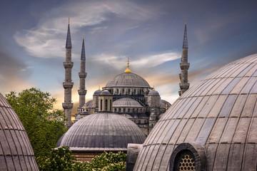 Blue mosque Sultanahmet, Istanbul, Turkey