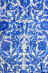 Turkish ceramic tiles oriental