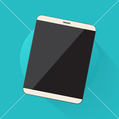 Tablet pc computer icon