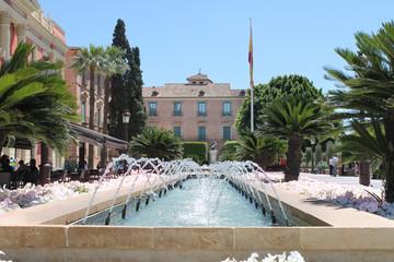 Place Mairie Murcie